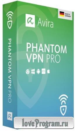 Avira Phantom VPN Pro 2.29.2.24183 RePack by KpoJIuK