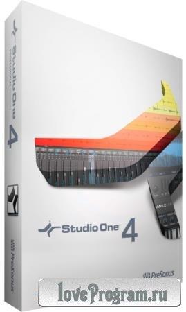 PreSonus Studio One Pro 4.6.0.55605