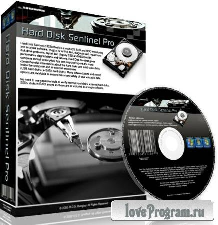 Hard Disk Sentinel Pro 5.50.9 Build 10482 Beta