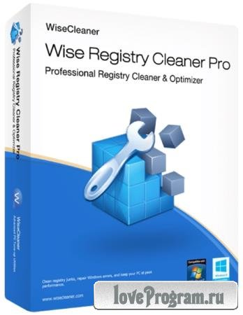 Wise Registry Cleaner Pro 10.2.7.687 Final + Portable