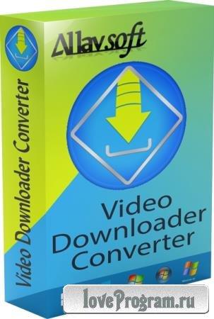 Allavsoft Video Downloader Converter 3.21.0.7286