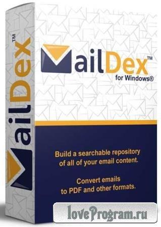 Encryptomatic MailDex 2020 1.4.7.0