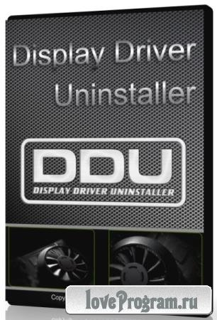 Display Driver Uninstaller 18.0.2.1 Final Portable