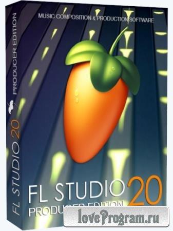 FL Studio Producer Edition 20.6.0.1458