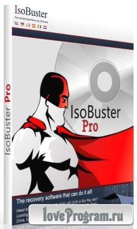 IsoBuster Pro 4.5 Build 4.5.0.00 Final