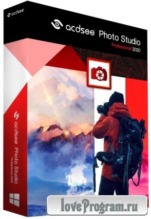 ACDSee Photo Studio Professional 2020 13.0.1 Build 1381 + Rus