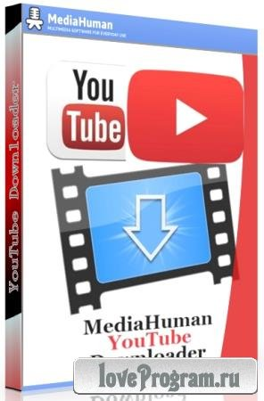 MediaHuman YouTube Downloader 3.9.9.30 (2612) RePack & Portable by TryRooM