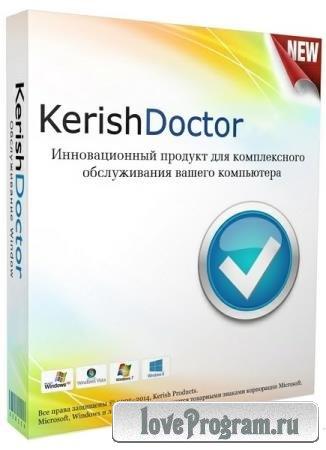 Kerish Doctor 2020 4.80 RePack & Portable by elchupakabra