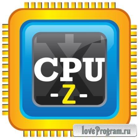 CPU-Z 1.91.0 Portable by loginvovchyk