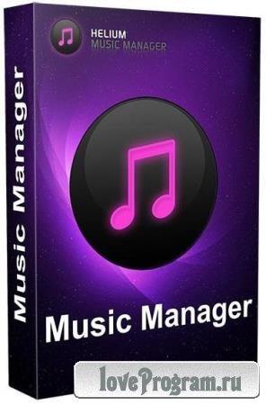 Helium Music Manager 14.4 Build 16331 Premium