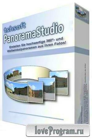 PanoramaStudio Pro 3.4.4.293 + Rus