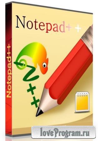 Notepad++ 7.8.3 Final + Portable