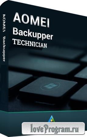 AOMEI Backupper 5.6.0 Technician Plus RePack & Portable by elchupakabra