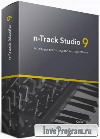 n-Track Studio Suite 9.1.0 Build 3634