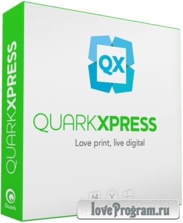 QuarkXPress 2019 15.1.3