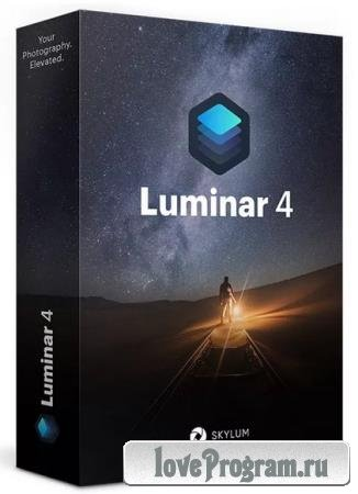 Skylum Luminar 4.1.0.5191 RePack & Portable by elchupakabra