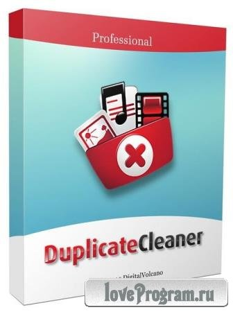 DigitalVolcano Duplicate Cleaner Pro 4.1.4 RePack & Portable by TryRooM