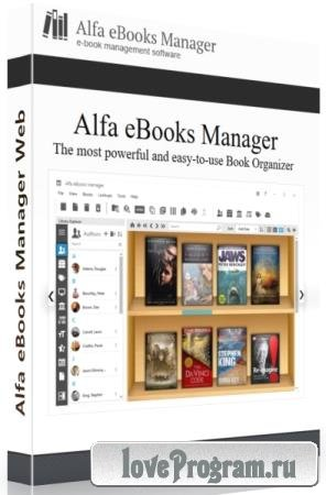 Alfa eBooks Manager Pro / Web 8.3.5.1