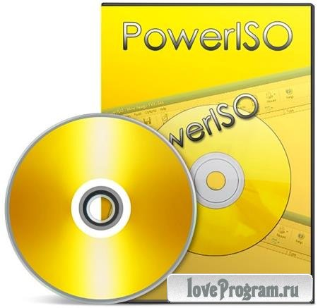 PowerISO 7.6 RePack by KpoJIuK
