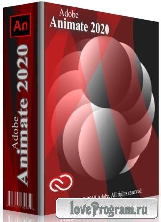 Adobe Animate 2020 20.0.2.22168
