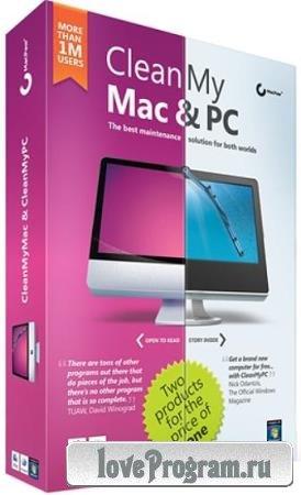 MacPaw CleanMyPC 1.10.5.2041