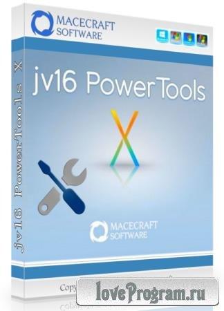 jv16 PowerTools 5.0.0.484 RePack & Portable by elchupakabra