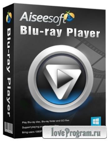 Aiseesoft Blu-ray Player 6.6.26 + Rus