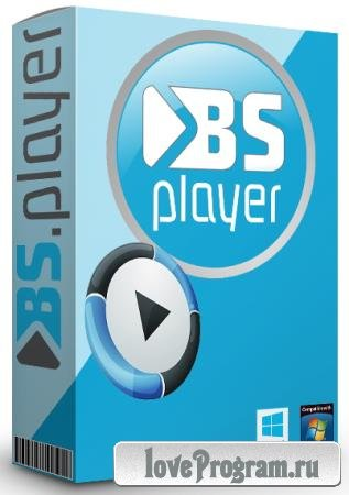 BS.Player Pro 2.74 Build 1087 Final