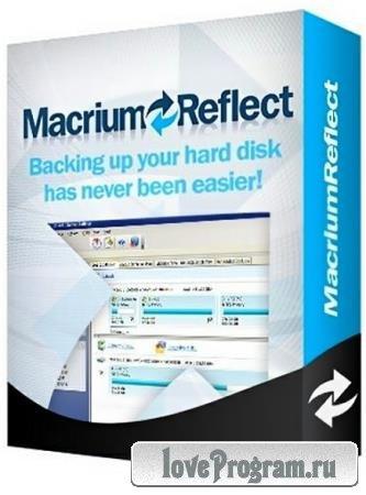 Macrium Reflect 7.2.4732 Workstation / Server / Server Plus