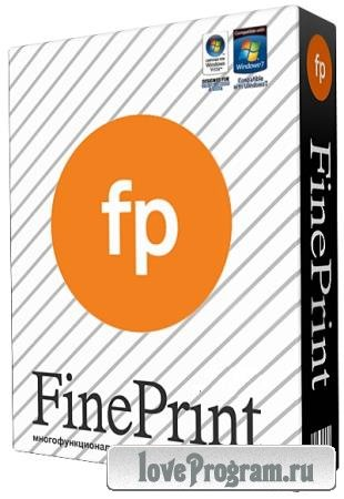 FinePrint 10.16