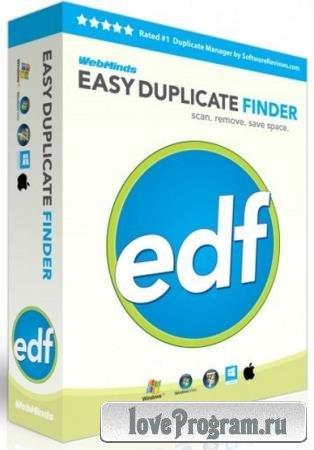 Easy Duplicate Finder 5.28.0.1100
