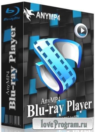 AnyMP4 Blu-ray Player 6.3.30 + Rus