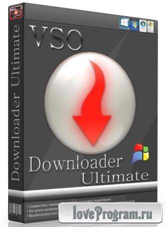 VSO Downloader Ultimate 5.0.1.66