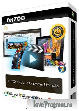 ImTOO Video Converter Ultimate 7.8.24 Build 20200219 Final + Rus