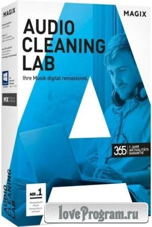 MAGIX SOUND FORGE Audio Cleaning Lab 24.0.1.16
