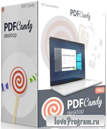 Icecream PDF Candy Desktop Pro 2.87