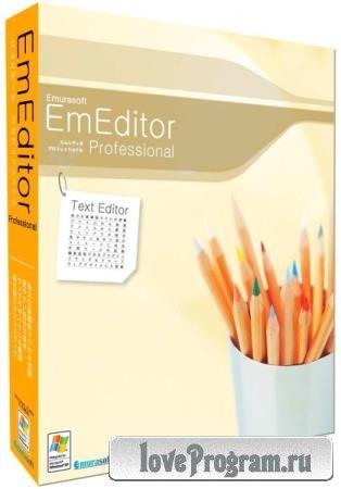 Emurasoft EmEditor Professional 19.6.1 Final + Portable