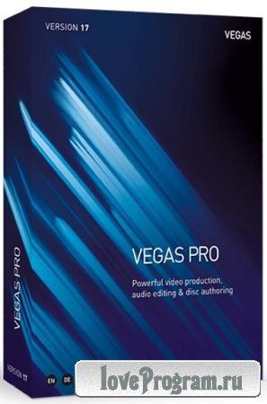 MAGIX VEGAS Pro 17.0 Build 421 RePack by KpoJIuK