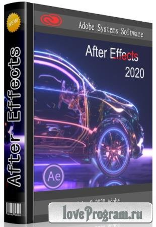 Adobe After Effects 2020 17.0.3.58 RePack by KpoJIuK
