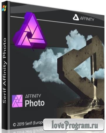 Serif Affinity Photo 1.8.0.585 RePack by KpoJIuK + Content