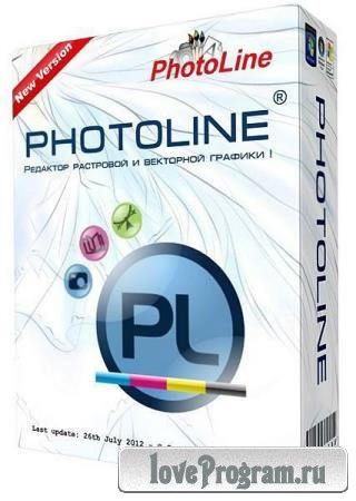 PhotoLine 22.00 + Rus + Portable