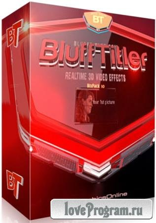 BluffTitler Ultimate 14.8 + BixPacks Collection