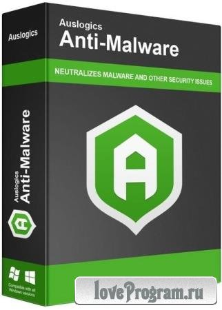 Auslogics Anti-Malware 1.21.0.3 RePack & Portable by TryRooM
