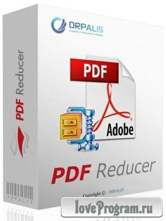 ORPALIS PDF Reducer Professional 3.1.13