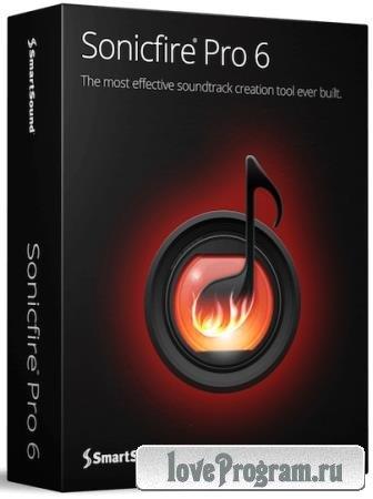 SmartSound SonicFire Pro 6.4.5