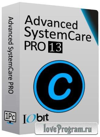 Advanced SystemCare Pro 13.3.0.232 Final Portable