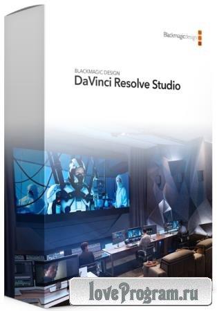 Blackmagic Design DaVinci Resolve Studio 16.2.0.55 RePack by PooShock