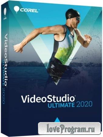 Corel VideoStudio Ultimate 2020 23.0.1.391 RePack by PooShock