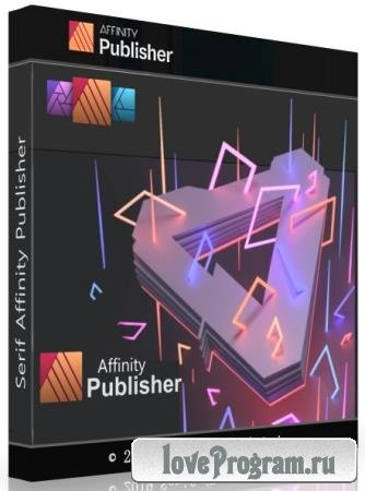 Serif Affinity Publisher 1.8.2.620 Final