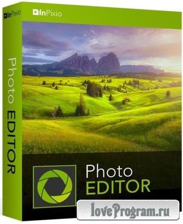 InPixio Photo Editor 10.0.7382.28350